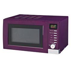 Purple Spectrum Collection Digital Microwave - Microwaves - Ideas of Microwaves - Purple Spectrum Collection Digital Microwave Purple Kitchen Accessories, Purple Pages, All Things Purple, Purple Stuff, Gris Violet, Purple Furniture, Purple Home, Purple Reign, Shades Of Purple