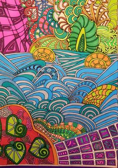 Creative Haven Entangled Coloring Book By: Dr. Angela Porter