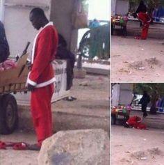 ArmanikEdu: Muslim or Islamic Santa Clause?