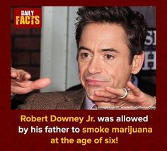 What The Fact, Daily Facts, Robert Downey Jr, Father, Sayings, Rober Downey Jr, Pai, Lyrics, Dads