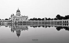 Templo Sikh, Nueva Delhi, India.