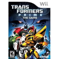 Transformers Prime: The Game from Activision