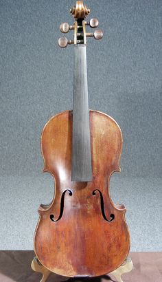 A beautiful Guarnerius copy by French maker Justin Derazey c.1870 I have compared this violin with pictures of Fritz Kreisler's Guarnerius, which are available online, and it looks almost identical. Probably the closest any of us will ever get to owning the real thing. The Violin has been appraised on the photo's by both Bonhams & Sotheby's.