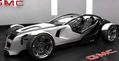 Do you like this GMC Hotrod Concept - a beautiful blend of Camaro, Dune Buggy and Caterham Kit Cars, Carros Audi, Lotus 7, Futuristic Cars, Sweet Cars, General Motors, Automotive Design, Courses, Exotic Cars