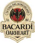 Bacardi Oakheart - logo