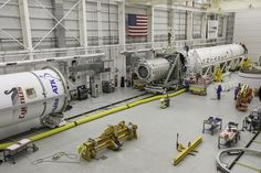 NASA's Wallops Flight Facility and Virginia's Mid-Atlantic Regional Spaceport are set to support the launch of Orbital ATK's Antares rocket at 7:37 a.m. EST, Saturday, Nov. 11, 2017.