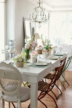 Mixed Dining Chairs
