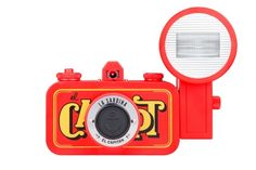 Got the last one of these beauties at the Lomo gallery store in Bangkok.