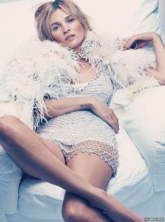 Kate Moss Esquire UK September 2013