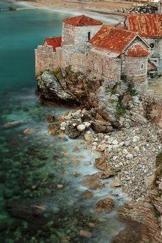 Budva #Montenegro #travel #mediterranean