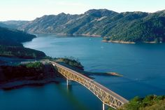 Going camping here! Its amazing! -Lake Sonoma