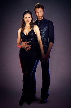 Lost Girl. Bo and Dyson.