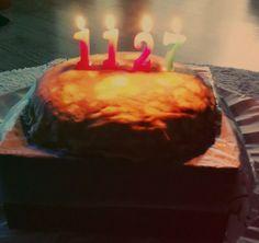 Chanyeol Oppa Birthday Cake