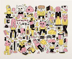 Andy-Rementer-illustration-oldskull-11