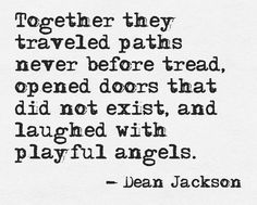 ~Dean Jackson