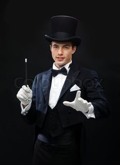 #7 How Might We  Magician's hat and magic wand