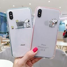Cute Cartoon Dog bird phone Case for iPhone X XR XS Max for iPhone 6 7 8 plus Transparent soft silicone case back cover - phone cases and cool ideas - Iphone 8, Coque Iphone, Iphone Phone Cases, Phone Covers, Iphone Cases Disney, Homemade Phone Cases, Diy Phone Case, Cute Phone Cases, Telefon Apple