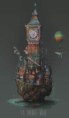 The Art Of Animation, Pierre-Antoine Moelo