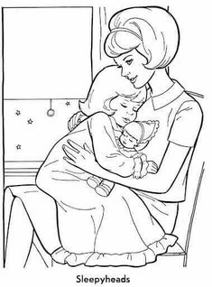26 Trendy drawing people for kids coloring books People Coloring Pages, Barbie Coloring Pages, Animal Coloring Pages, Coloring Book Pages, Coloring Sheets, Camping Coloring Pages, Vintage Coloring Books, Human Drawing, Coloring Pages For Kids