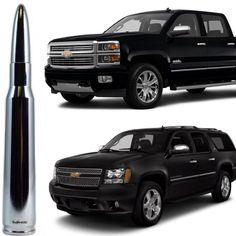 "Black TrueSpike Stubby Antenna 6/"" For 90 06 GMC Chevy Silverado Sierra Tahoe"
