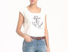Camiseta de mujer Southern Cotton