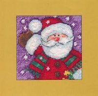 Ideas que mejoran tu vida Cross Stitch Christmas Cards, Santa Cross Stitch, Christmas Cross, Winter Christmas, Nouvel An, Xmas Tree, Cross Stitching, Cross Stitch Patterns, Christmas Patterns