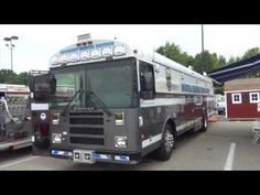 Louisville EMS Mass Casualty Bus - YouTube