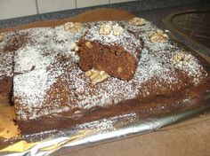 Hermann - Brownies Brownie Cupcakes, Brownies, Fudge, Bread Recipes, Donuts, Banana Bread, Tiramisu, Muffins, Food Porn