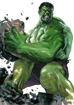 Una dinastía de ira contenida, conoce a la familia de Hulk - Batanga