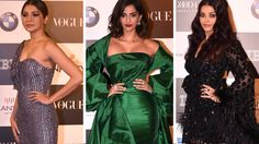 cool Shweta Bachchan, Aishwarya Rai Bachchan, Gauri Khan and more Bollywood celebrities at Vogue Women Of The Year Awards 2017