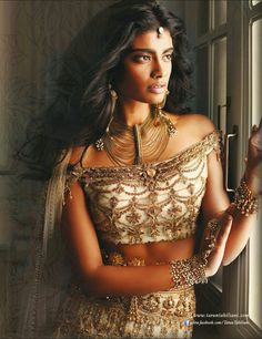 Tarun Tahiliani - VOGUE India - August 2015