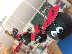 Ladybug Craft Preschool