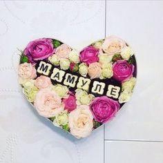 Цветы Букеты Розы в коробке Нижний Новгород