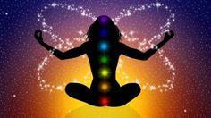 الإنسان يستطيع تنفس طاقة الألوان … وللقيام بذلك عليك بما يلي : أولاً يجب أن نرخي جميع عضلاتنا من القدمين إلى الرأس … و لنبدأ بالقدم اليمنى … ثم اليسرى … ثم الساق .. ثم الساق…