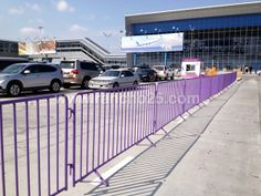mobile modular barrier fence (crowd control fence) www.rancho25.com