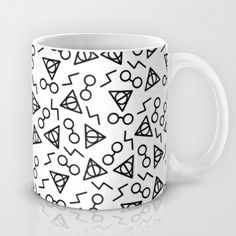 Harry Potter Mug by Kayla Nicole - $15.00
