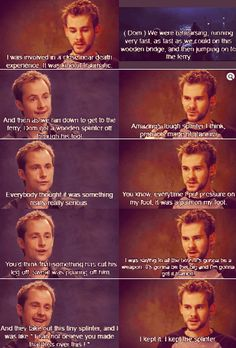 Billy Boyd and Dominic Monaghan (and the splinter) Fellowship Of The Ring, Lord Of The Rings, Billy Boyd, You Shall Not Pass, One Does Not Simply, The Two Towers, Jrr Tolkien, Geek Out, Middle Earth