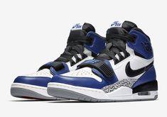 """timeless design 07956 d637f Jordan Legacy 312 """"Storm Blue"""" Official Photos Sneaker Games, Sneaker Bar,  Air"""