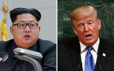 Het op- en afvuren van harde en dreigende taal tussen de Verenigde Staten en Noord-Korea blijft aanslepen. Het lijkt alsof Kim Jong-un met Donald Trump een ideaal speelkameraadje vond.