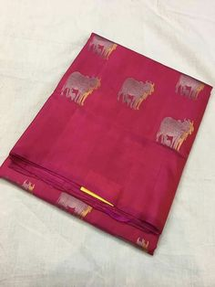 Pure Uppada Kanchivaram lightweight silk with silk mart sarees - Newarrivals,  please what's app 7995736811for more details - Ready to ship