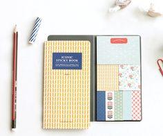 Iconic Sticky Notebook v3