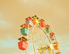 """Feerris Wheel III"" by Zila Longenecker"