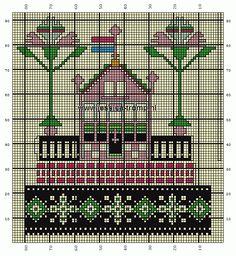 free cross stitch charts - gif format, no color keys