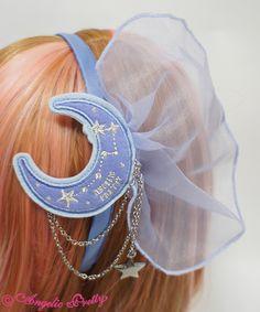 Cosmic Headbow - Angelic Pretty