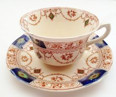 Royal Staffordshire China Cup and saucer