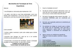 ♥Sugestão De Atividade Escolar♥: Atividades Apoio Pedagógico - 5° ano