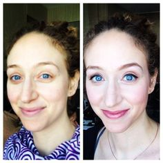 BTS Before and After of our Beautiful Bridesmaid! All make-up by Maya Goldenberg, all hair by Duyen Huyhn. Toronto, on-location, Bridal Beauty specialists  www.mayagoldenberg.com