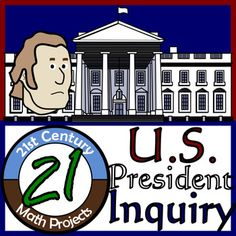 "Engage students in data analysis through use of Presidential data. Students will create box and whisker, stem and leaf, histograms and scatterplot through their investigations. In the end, students will take on the inquiry question: ""Do US Presidents with the most children live longer"