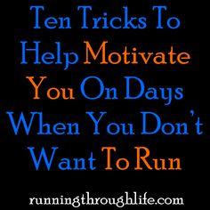 Motivate...