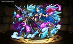 Cruel Frozen Hell Demon, Indigo stats, skills, evolution, location | Puzzle & Dragons Database